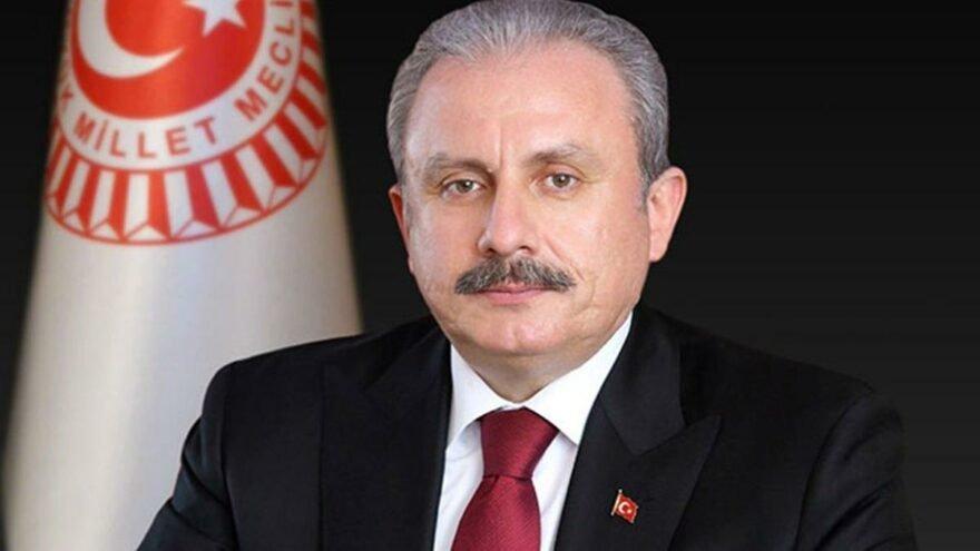 Meclis Başkanı Şentop'tan Akçakoca müftüsüne tepki
