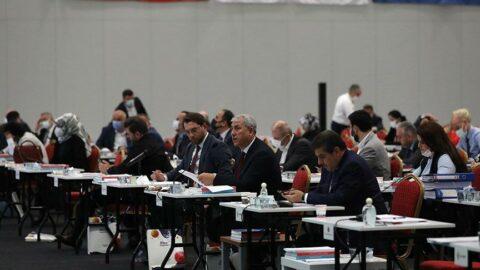 İBB Meclisi'nde seçimler yenilendi
