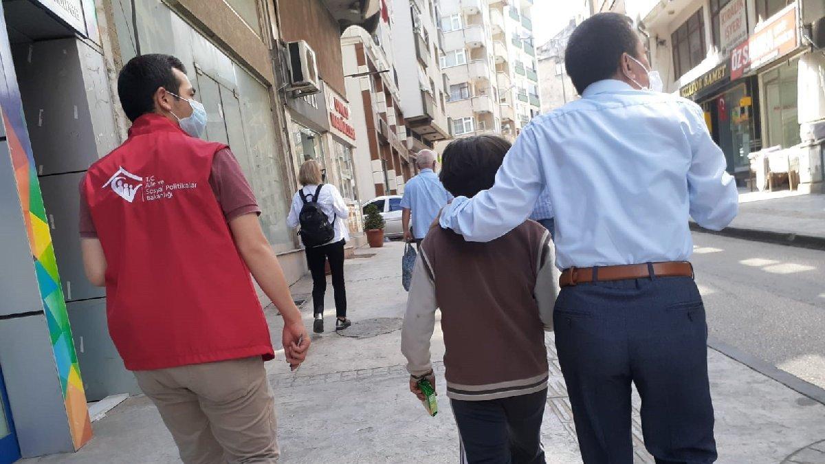 Çocukları dilendiren çete lideri: Yasak olduğunu polisten öğrendim