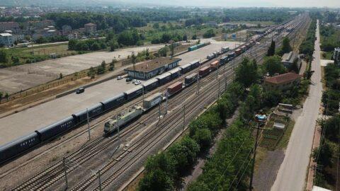 Türkiye'den Çin'e 6'ncı ve 7'nci ihracat trenleri yola çıktı
