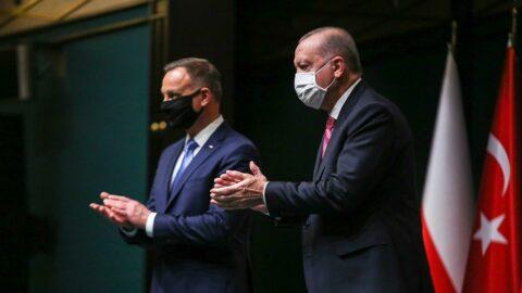 Erdoğan: Türkiye tarihinde ilk kez NATO ve AB üyesi bir ülkeye İHA ihraç edecek