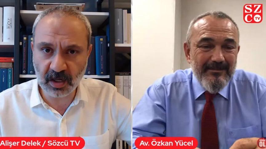 İzmir Barosu Başkanı, 5 isim hakkındaki suç duyurusunu Sözcü TV'de anlattı