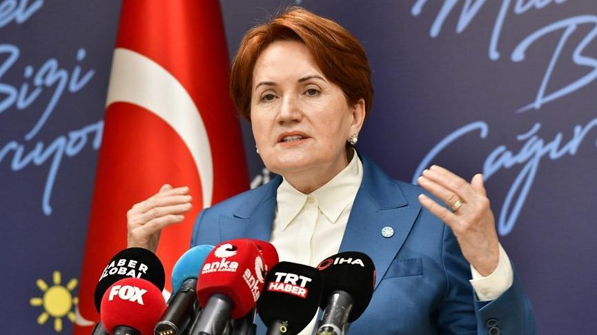 Meral Akşener'den Süleyman Soylu'ya çağrı