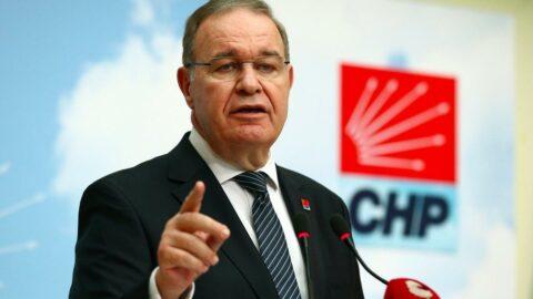 CHP'den Erdoğan'a çağrı: Hesap verin