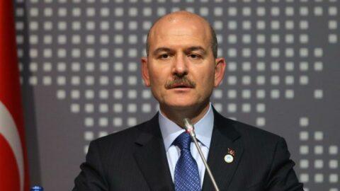 İçişleri Bakanı Soylu'dan Sedat Peker açıklaması