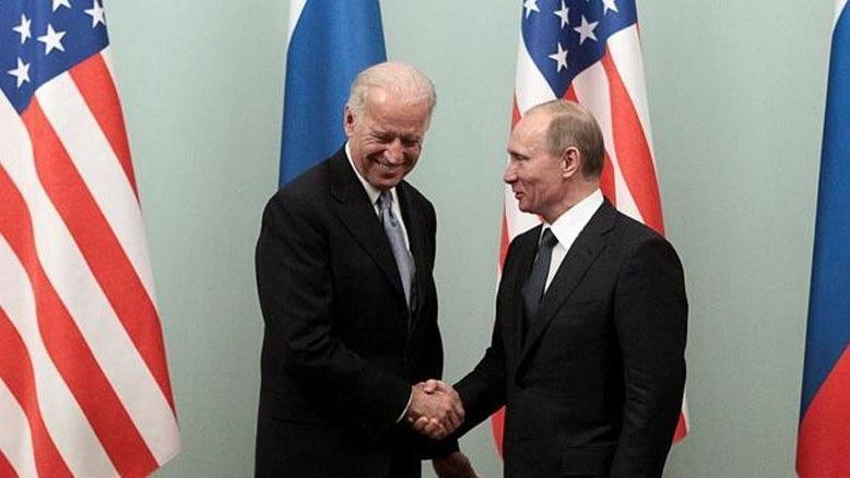 Putin ve Biden, Cenevre'de görüşecek