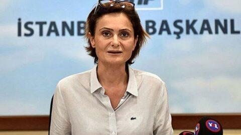 Soylu'nun 'Tehdit yoktu' açıklamalarına Kaftancıoğlu'ndan sert yanıt