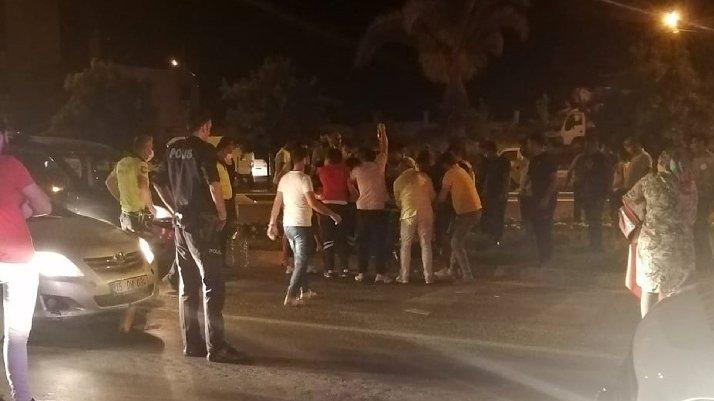 Trafikte yol verme kavgası: 1 ölü, 3 yaralı