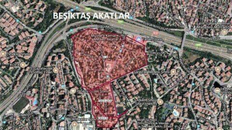 Karanfilköy için kentsel dönüşüm kararı