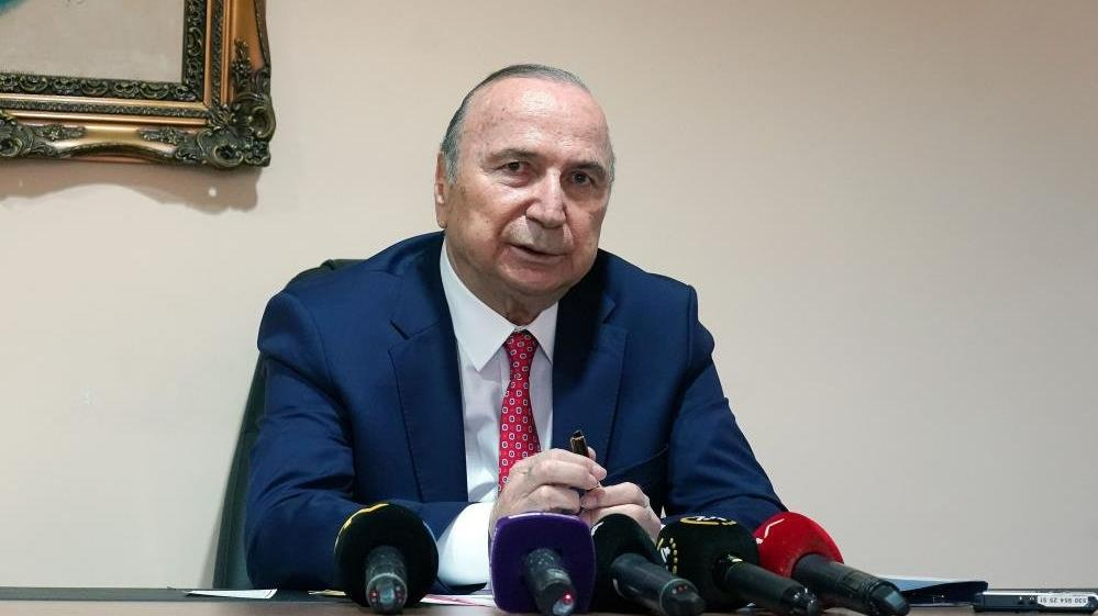 Galatasaray'a bir başkan adayı daha! İbrahim Özdemir de açıkladı