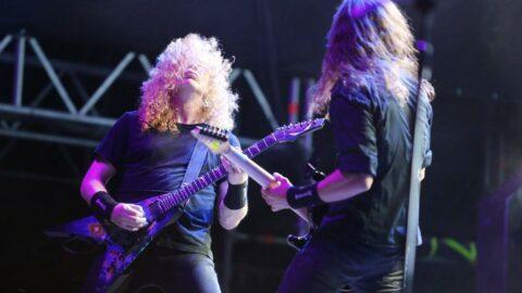 Ünlü metal grubu Megadeth'te cinsel istismar iddiası: Kurucusu gruptan atıldı