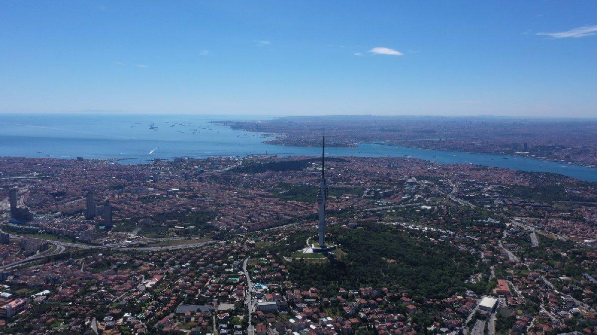 Çamlıca Kulesi 170 milyona ihale edildi, 1 milyara bitti