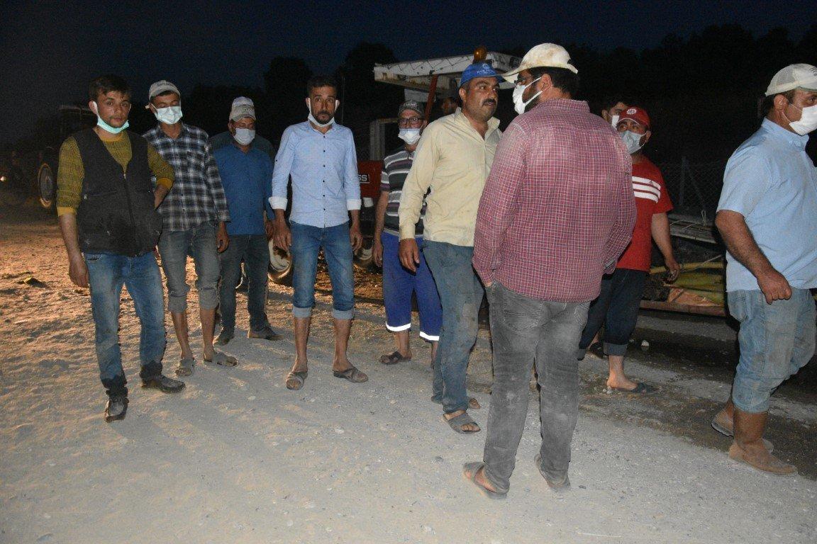 Kuraklık tehdidi altındaki çiftçiler isyan etti