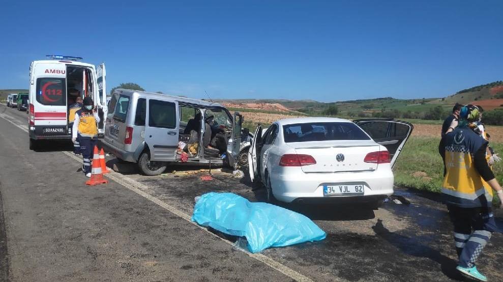 5 kişinin öldüğü kazada, kalp krizi şüphesi