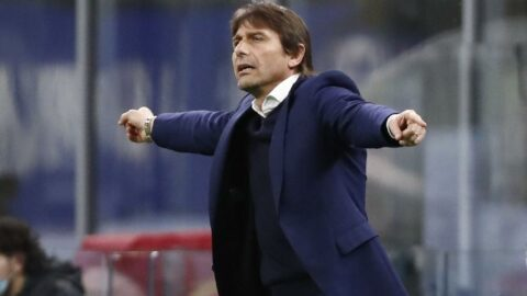 Inter'de Antonio Conte depremi! Şampiyon yaptı, gönderildi...