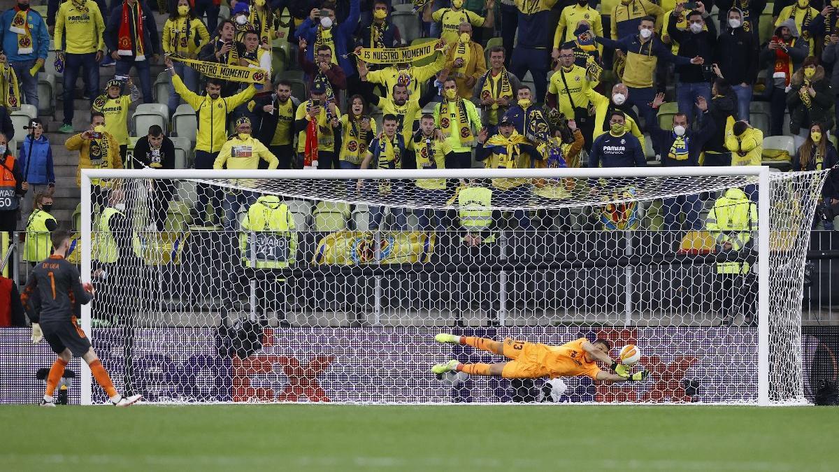 Villarreal Manchester United finali nefes kesti: 12-11! Beşiktaş ve Galatasaray da üzüldü