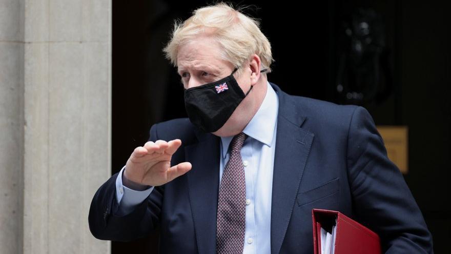 Boris Johnson, eleştirilere yanıt verdi