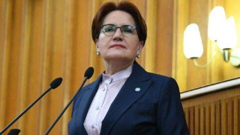 Meral Akşener partisinin parlamenter sistem önerisini açıkladı...
