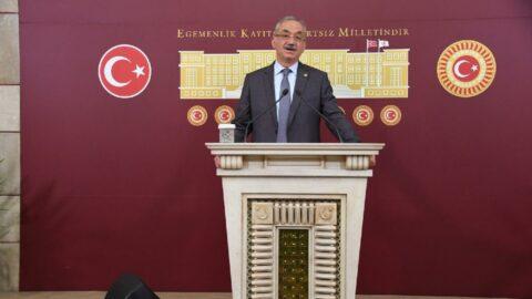 İYİ Parti'li Tatlıoğlu: Değil Akşener'in, vatandaşın bile ayağına değecek taşın sorumlusu Erdoğan'dır