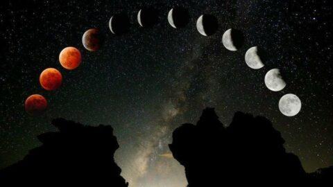 Kanlı ay Türkiye'den görülecek mi? Kanlı ay tutulmasının hayatımıza etkileri neler olacak?