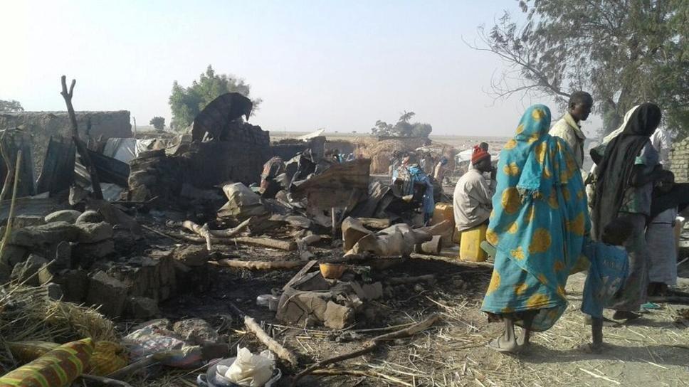 Nijerya'da 160'tan fazla yolcu taşıyan tekne alabora oldu