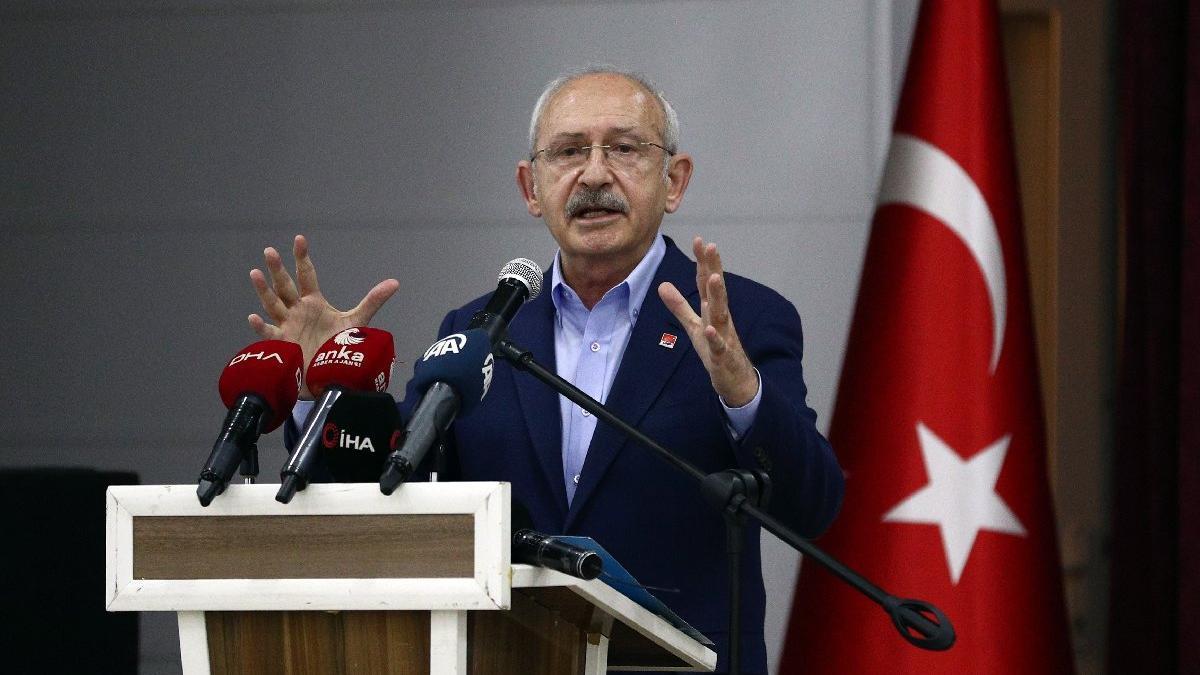 Kılıçdaroğlu: Korkma kardeşim, getir sandığı
