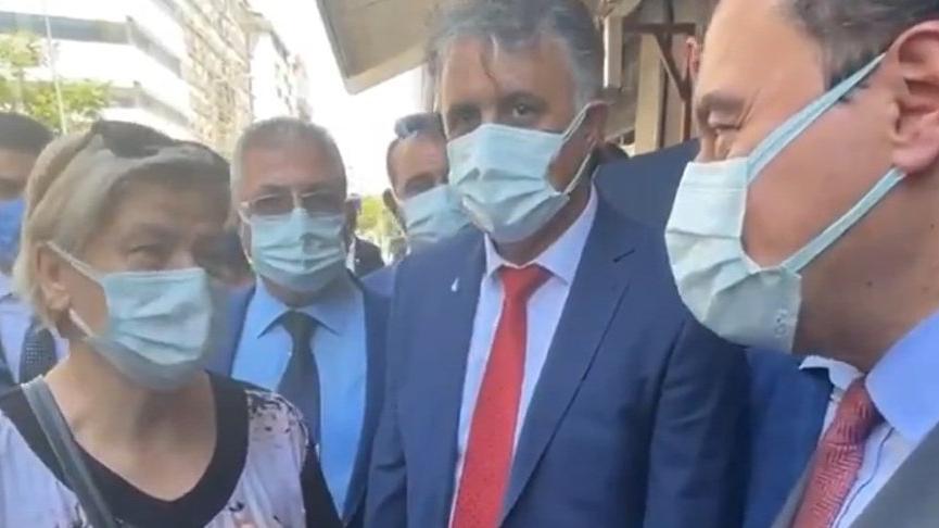 Vatandaş, Ali Babacan'a dert yandı: Ağzımız kapatıldı, konuşamıyoruz