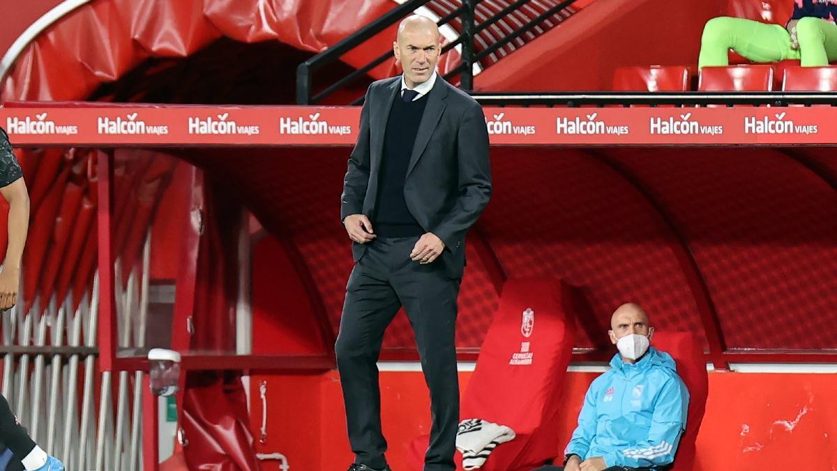 Son dakika | Real Madrid'de Zidane dönemi sona erdi