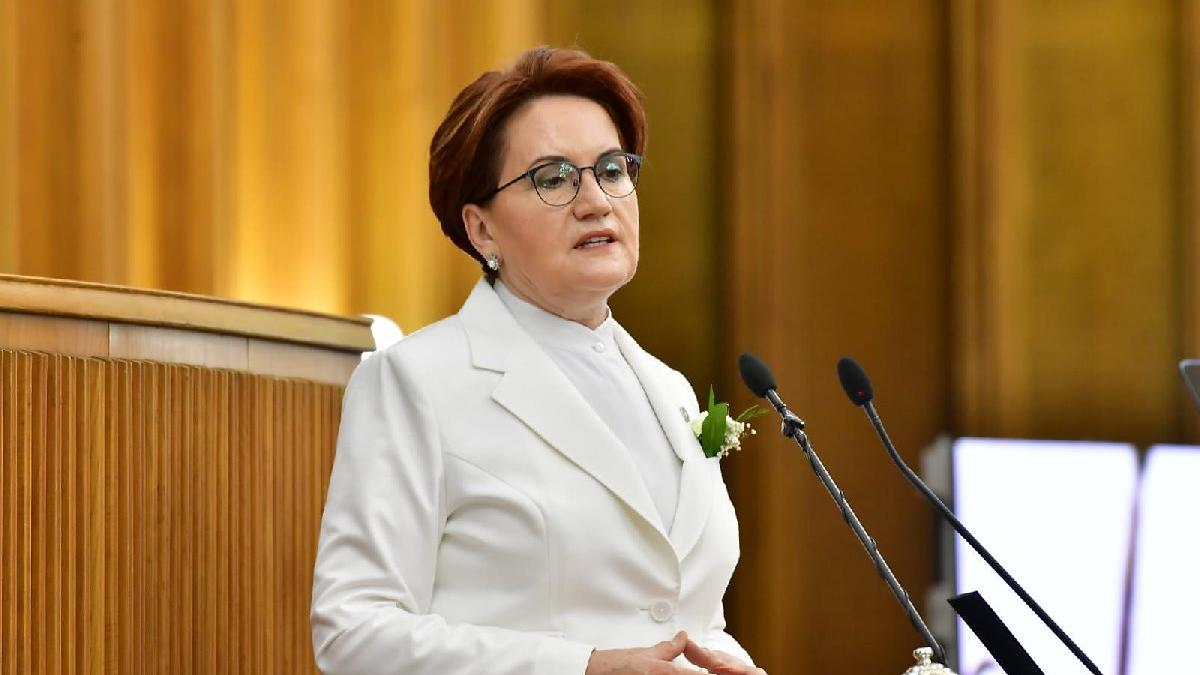 Meral Akşener, Erdoğan'ın açıklamalarını Sözcü'ye değerlendirdi