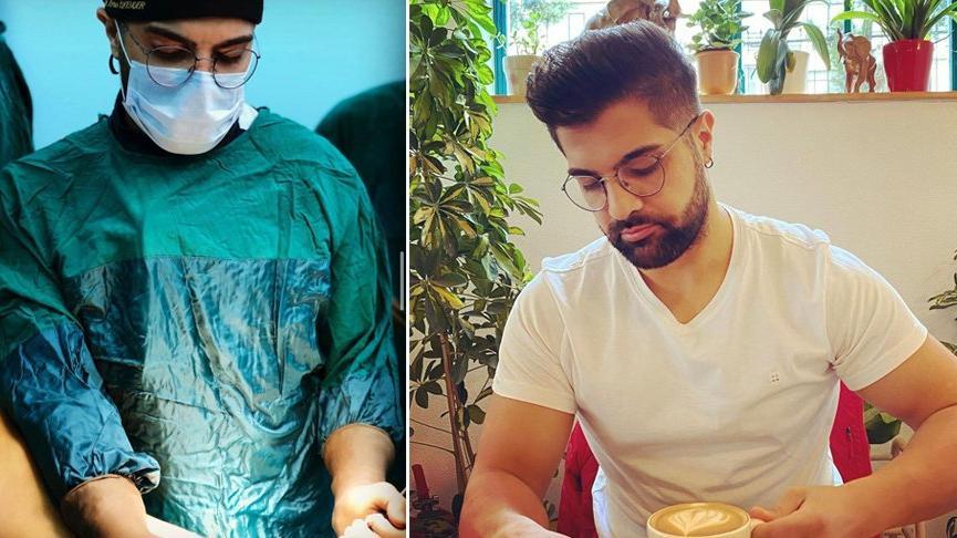 Ankara'da hastanın bıçaklı saldırısına uğrayan doktor yaralandı