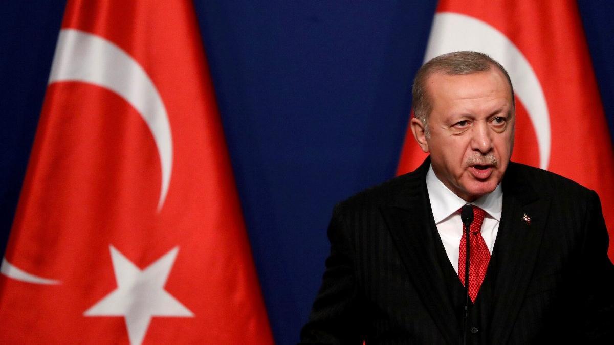 Cumhurbaşkanı Erdoğan'dan ABD'li şirketlerle görüşmede Washington'a mesaj: Daha yapıcı olun