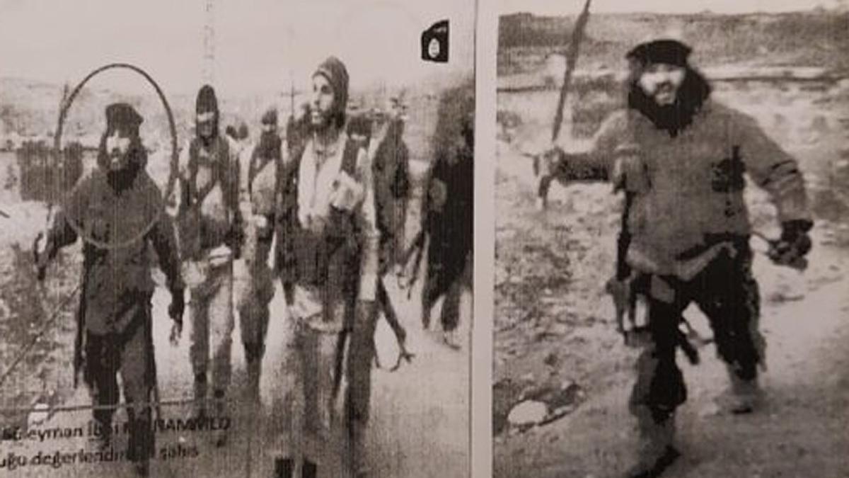 IŞİD'in sözde komutanı 4 yıldır Türkiye'deymiş!