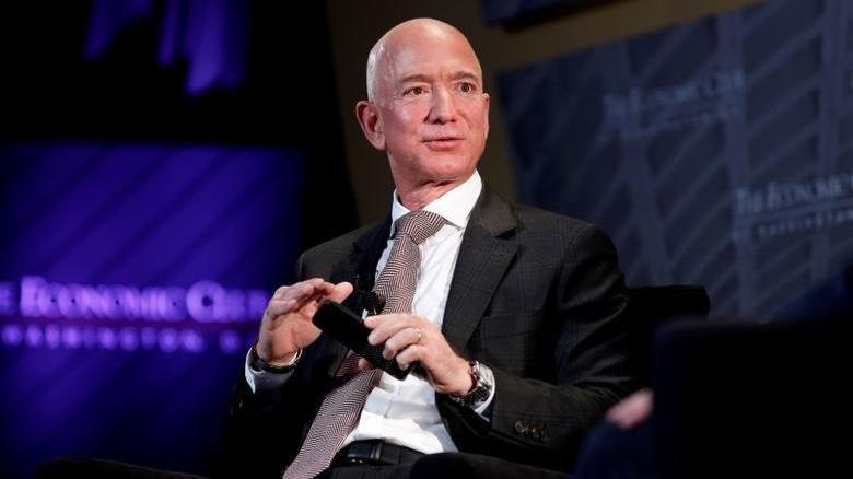 Amazon CEO'su Jeff Bezos, ne zaman ayrılacağını açıkladı