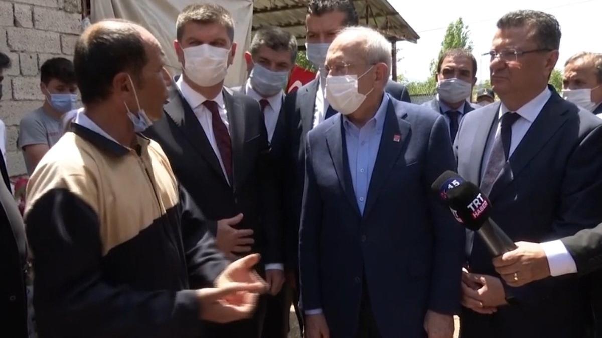 Çiftçi, Kılıçdaroğlu'na dert yandı: Üretip de kazanamıyoruz, dünyada tekiz!