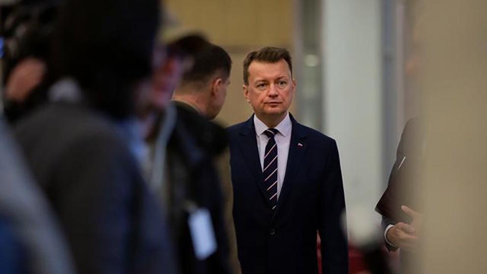 Polonya Savunma Bakanı Blaszczak'tan Türk ordusuna övgü