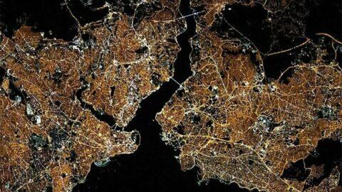 NASA'dan dikkat çeken İstanbul paylaşımı: Parlıyorsun