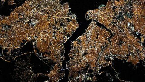 NASA'dan dikkat çeken İstanbul paylaşımı