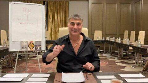 Antalya Barosu'ndan Sedat Peker'in iddiaları ile ilgili suç duyurusu
