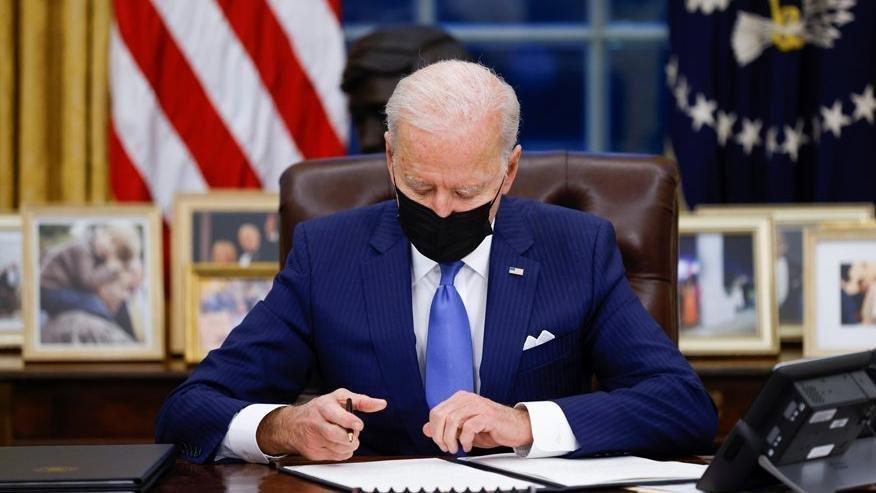 ABD Başkanı Biden: Normalleşmeye son 14 ayda olduğumuzdan daha yakınız