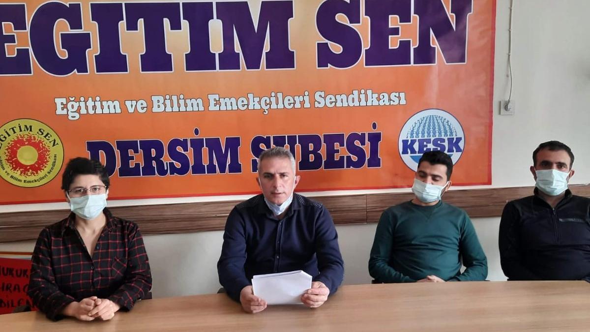 Tunceli Milli Eğitim Müdürlüğü'nün 'İmam Hatip' anketine tepki