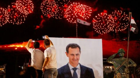 Batılı ülkeler seçimler hileli dedi... Esad yüzde 95'le 4. kez zafer ilan etti