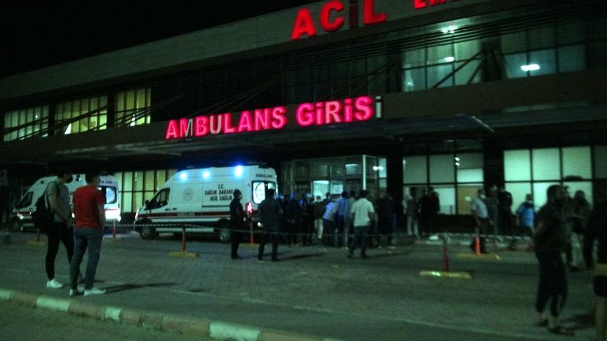 IŞİD'in hücre evine düzenlenen operasyonda yaralananlar Türkiye'ye getirildi