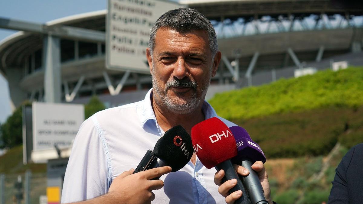 Yiğit Şardan: 'Galatasaray başkanlığına aday olduğumdan beri uyuyamıyorum'
