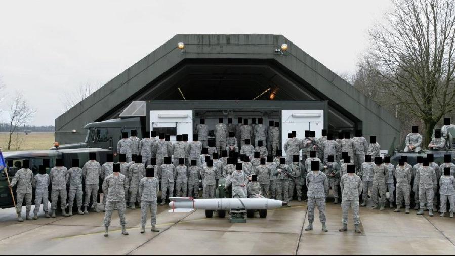 ABD ordusunda nükleer silah krizi: Askerler yanlışlıkla ifşa etti