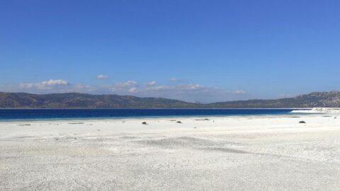Tabiat Varlıklarını Koruma Genel Müdürü'nden Salda Gölü açıklaması