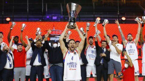 Anadolu Efes, Euroleague şampiyonu