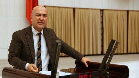 CHP'li Bakan, 600 ton asbest taşıyan gemiyi dört bakana sordu
