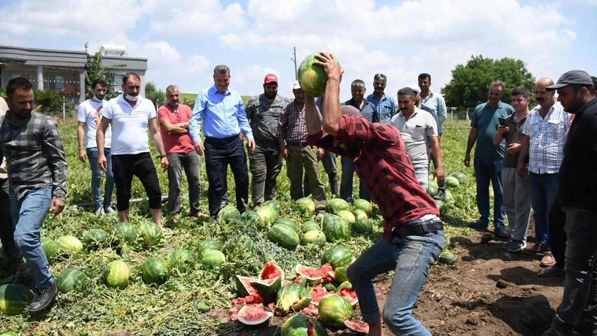 AKP'li çiftçi Bakan Pakdemirli'ye böyle isyan etti: Yaktınız bizi, mahvettiniz!