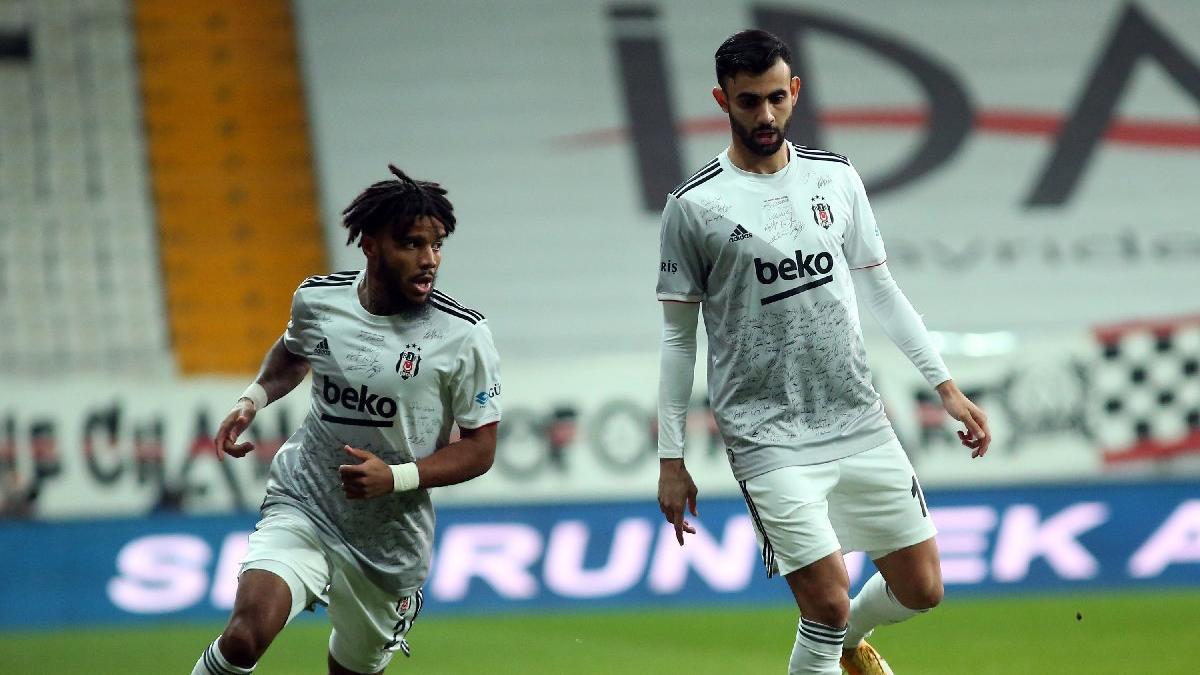 Beşiktaş'a Rosier ve Ghezzal transferinde zorlu rakipler