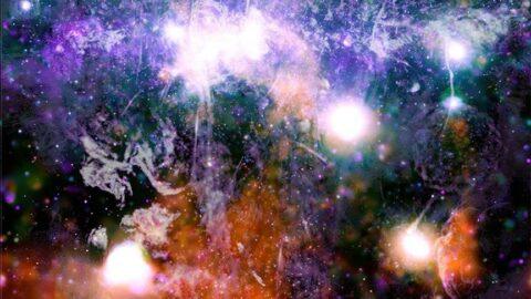 NASA, Samanyolu galaksisinden yeni bir görüntü paylaştı